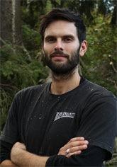 Trädfällare Erik Roos från Stockholm